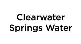 Clearwater Springs  Water